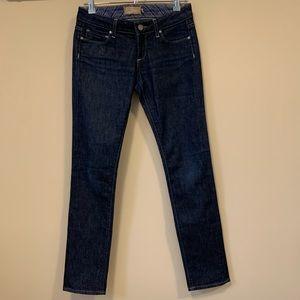 PAIGE Premium Denim Roxbury Skinny Slim Leg Jeans